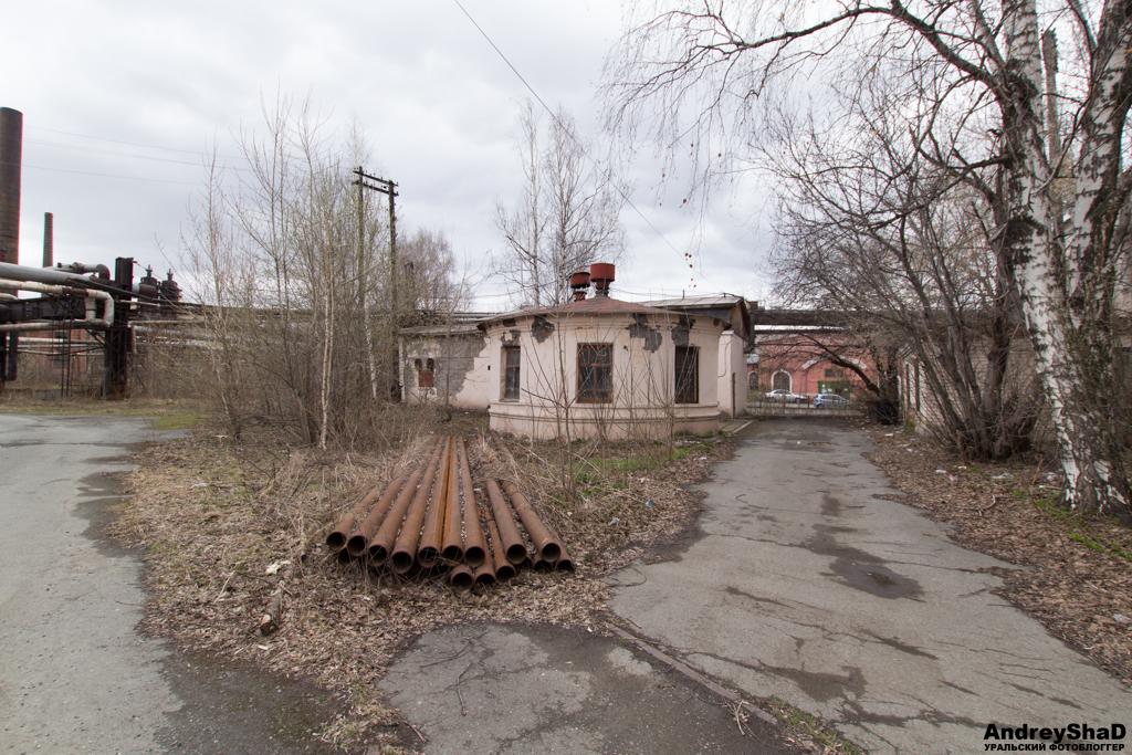 Прогулка по заводу-музею
