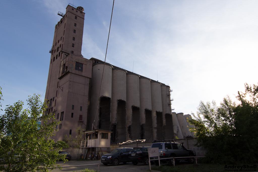 Екатеринбургский Мукомольный Завод