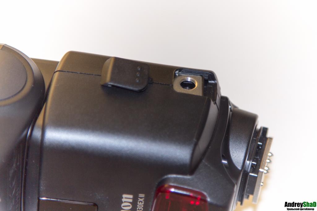 обзор Canon Speedlite 430EX II