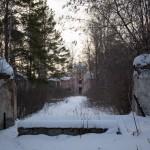 Бывший санаторий «Озеро Молтаево»