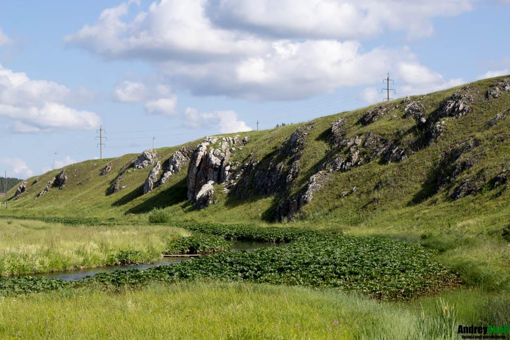 Новоуткинские скалы