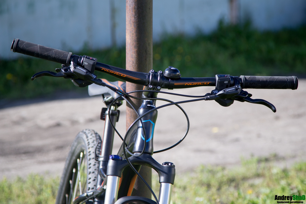 Norco Charger 9.3