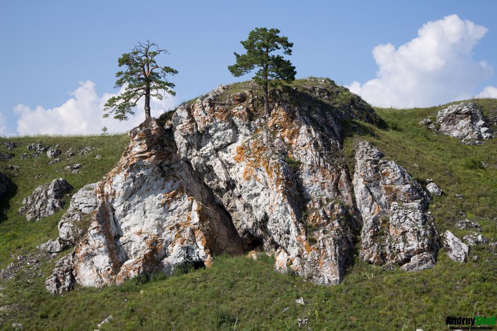 Скала Слободской камень