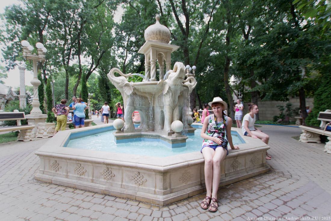 кабардинка старый парк иконы фото описание городе