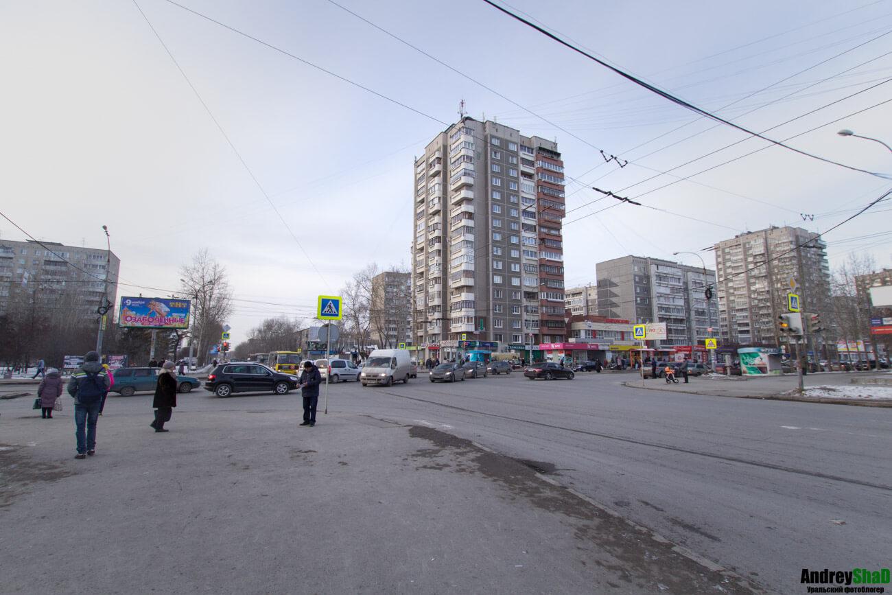 Улица Крауля