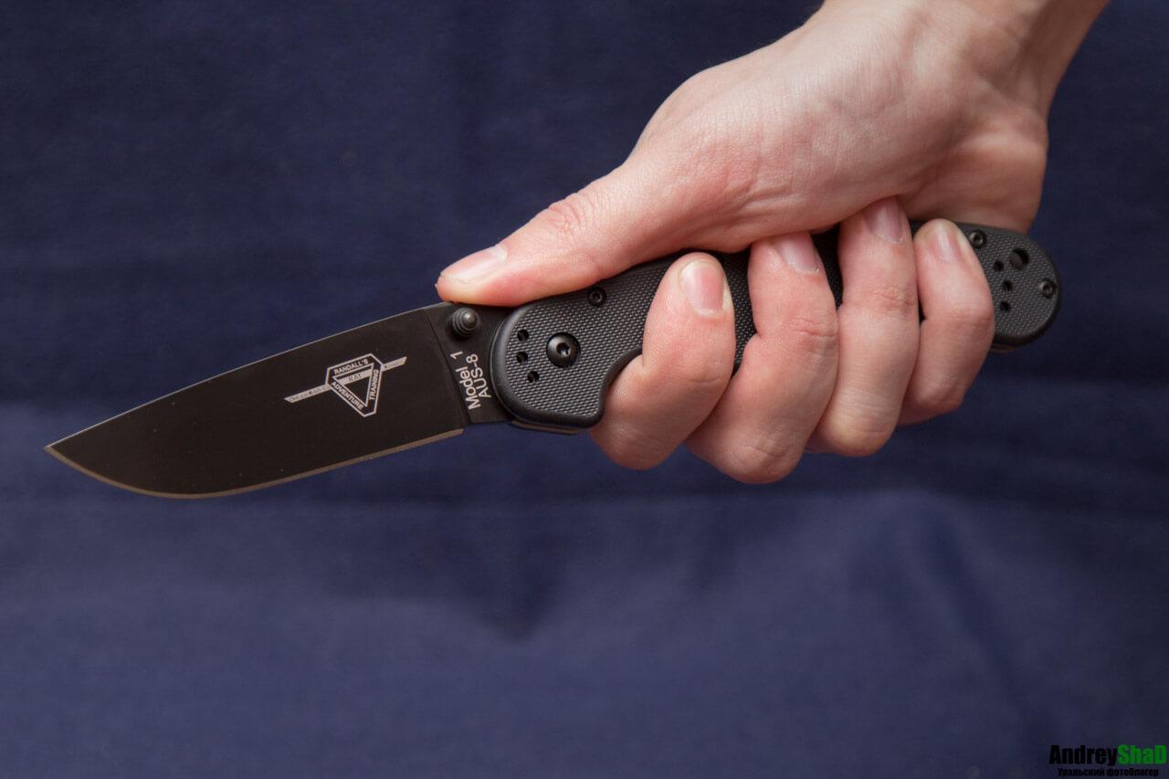 Нож Ontario RAT 1
