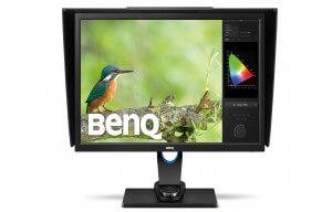 Новый монитор для фотографов и дизайнеров