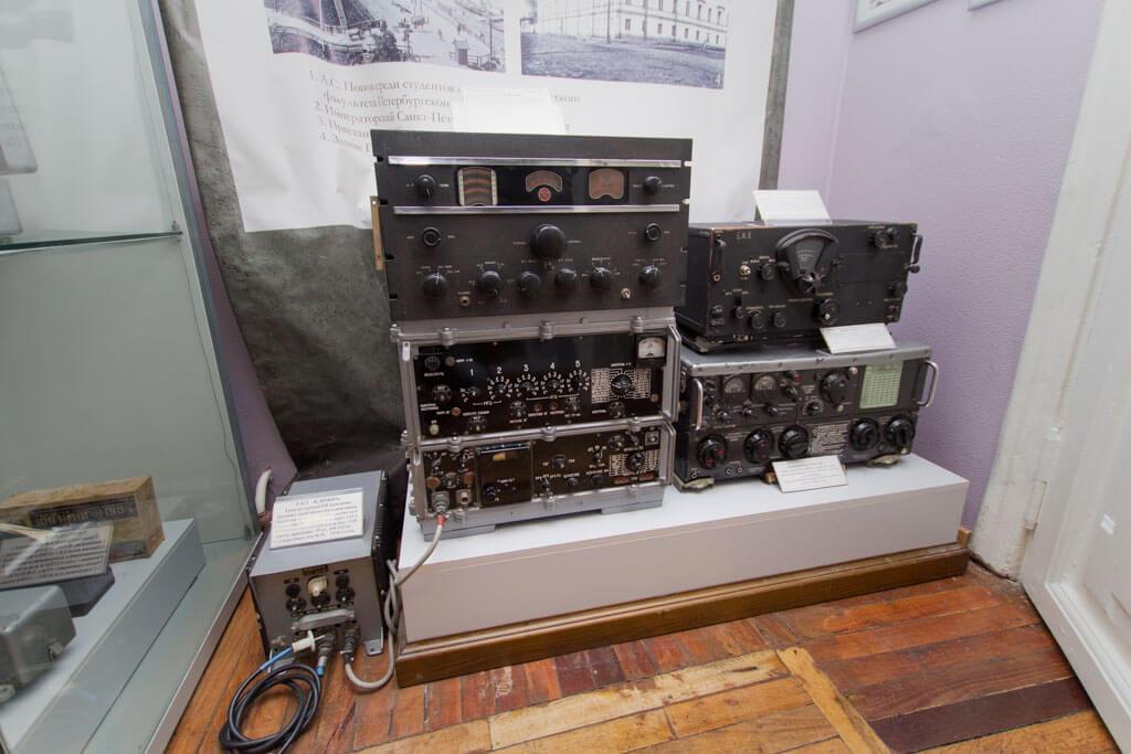 Музей радио имени А.С. Попова