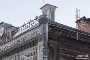Дом А. Д. Усаниной