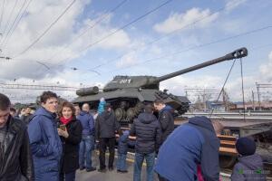 Советский тяжёлый танк ИС-3