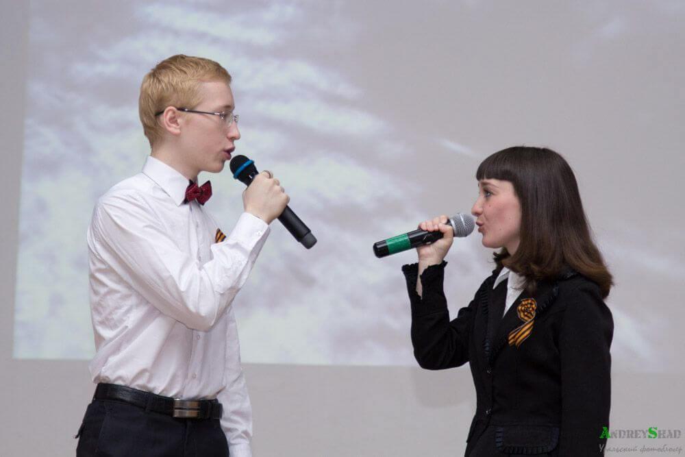 Екатерина и Андрей исполняют песню «На всю оставшуюся жизнь»