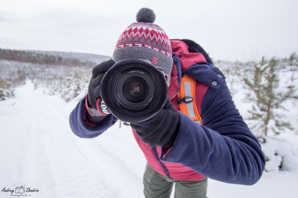 Как проверить фотоаппарат