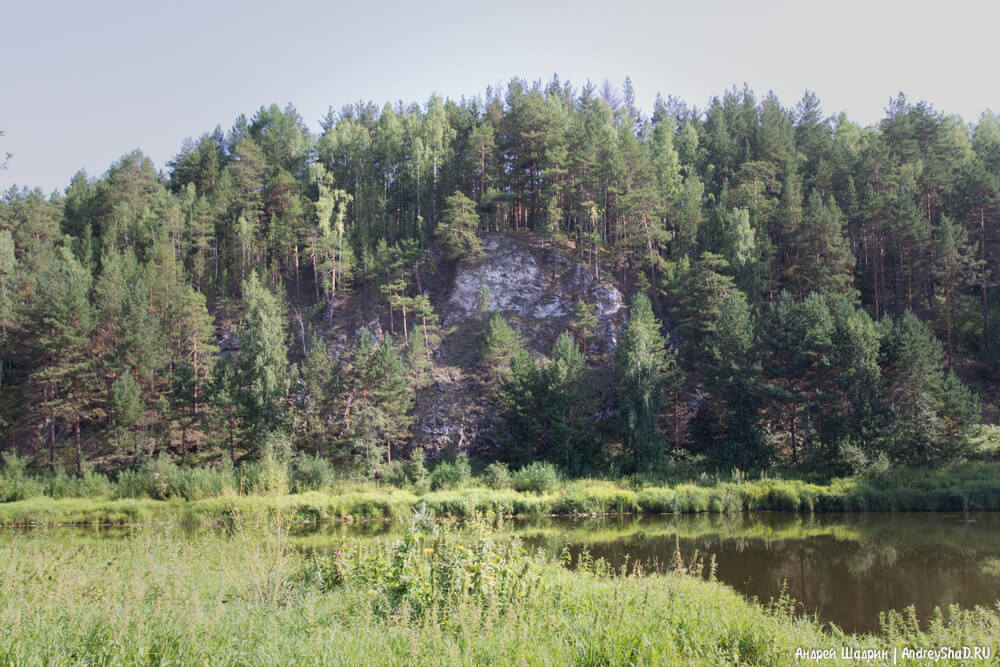 Камень Сенькин