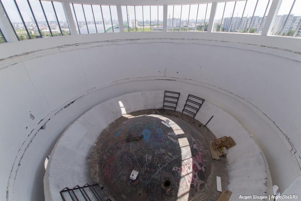 Торжественное открытие первого этажа Белой Башни