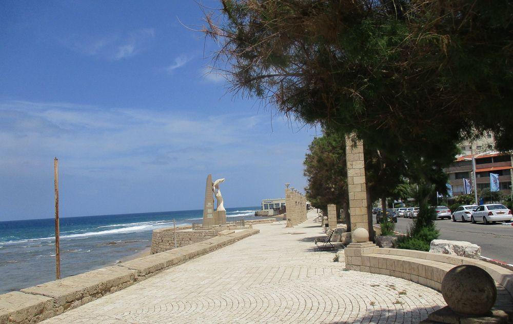 Город Акко Израиль